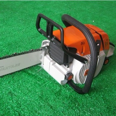 gasoline petrol chainsaw