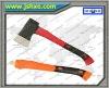03 rubber handle axe