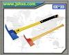 08 tool steel axe