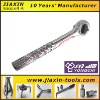"1/4"" dr ratchet handle with non-slip grip /torque wrench/ratchet wrench"