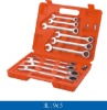 10 pcs Ratchet Combination Wrench Set