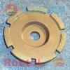 102mm Diamond Grinding & Groove Cup Wheel--GWCP No.10
