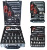 102pcs tool set in Aluminum Case with trolley