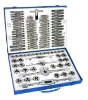 110pcs Metric Tap and Die Set Alloy steel,Tap and die kit