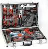 114pcs Kraft tool set in Aluminum case