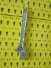 "12""*300mm chrome plated adjustable wrench"