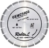 12''dia300mm Laser welded segmented diamond saw blade for fast cutting hard material(GEMC)