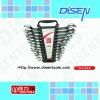 12Pcs Double Open End Wrench Set
