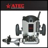 12mm 2100W router using for cutting wood, steel, concrete
