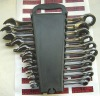 12pcs Ratchetable wrench set