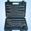 13 pcs Drill Bits Packed in Blow-molded Case