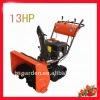 13HP Petrol Snow Plough