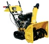 13hp portable electric start gasoline snow thrower