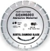 14''(350mm) Hand-held high speed diamond cuttting blade for fast cutting abrasive material---GEHH