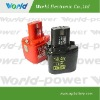 14.4v 1.5ah power tool replacement battery for BOSCH