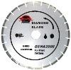 14'' Segmented Dry cutting diamond blade--GEHA