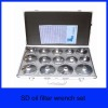 14pcs oil filter wrench set