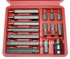 "15pcs 1/2""H-Bit Socket set professional tool set"