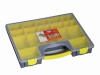 "16""(400mm) plastic Tool organizer,yellow color"