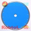 16''dia400mm Turbo Rim Diamond Blade for Hard Concrete(COAU)