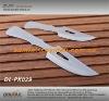 2 pcs stainless steel dart set