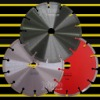 200mm Diamond saw blade: laser saw blade for stone