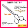 2011 HOT sale eternal style hairdressing scissors 5.5""