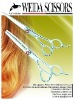2011 New damascus hair scissors