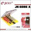 2011 New style,JK-6086A,screw (srewdrivers set),CE Certification