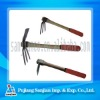2011 multi garden tools/multi hoe/wood hand hoe
