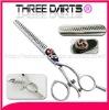 2011creation convex Edge professional hair scissor ER-128T 5.5''