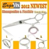 2012 NEWEST & HOT the newest hair scissors 440c