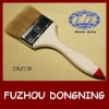 2012 New Style Paint Brush With Wooden Handle No.DSZ138