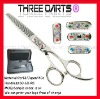 2012 high quality hair scissors with new designed screw