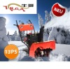 2012 new model 13hp electric snow thrower catepillar drive with CE/GS