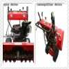 2012 new model garden gasoline snow thrower with CE/GS