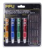 20pcs precision screwdriver and bit set