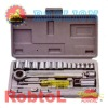 "21PCS SOCKET SET(1/4"" & 3/8"")---SKGX"