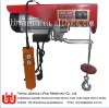 220V Portable Wire Rope Electric Hoist