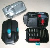 24pcs tool kit with flashlight