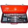 25 Pieces Socket Wrench Set