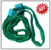 2T polyester webbing sling safety factor 5:1
