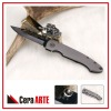 "3.25"" ceramic pocket knife (mirror polished blade with Titanium handle)"