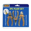 3 pieces pliers set
