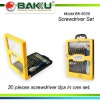 30 tips in 1 high quality Screwdriver set