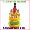 31 In 1 Screwdriver Set Mobile Phone Repair Kit Tools