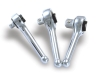 "3pc 1/4"". 3/8"" & 1/2"" Dr. Stubby Ratchet Set"