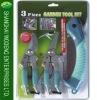 3pcs garden tool set pruner: