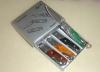 4-pc pocket knife set