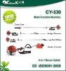 42.7cc 4-in-1 (chainsaw ,grass trimmer ,hedge trimmer,fruit picker) multi-funcation machine brush cutter